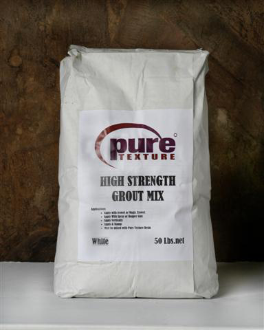 High Strength Grout Mix